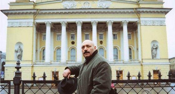 Биография Юрия Цурило - Российские актеры.