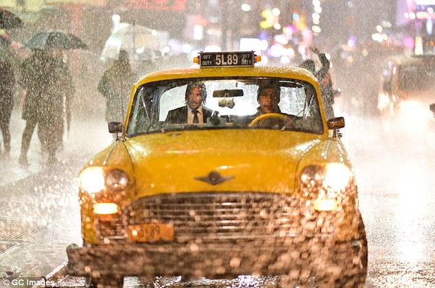 Киану Ривз на новых фото со съёмок третьего «Джона Уика»