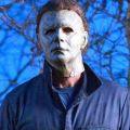 Свежий кадр из фильма ужасов «Хэллоуин» с Джейми Ли Кёртис