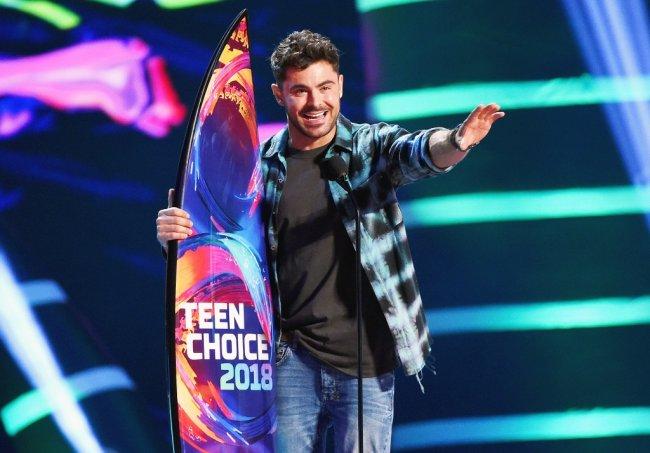 Teen Choice Awards 2018: подростки сделали свой выбор