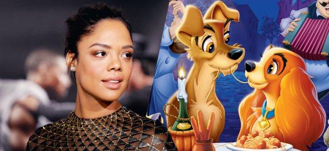 Звезда «Тора: Рагнарёк» получила главную роль в «Леди и Бродяге»
