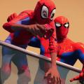 Тизер-трейлер «Человека-паука: Через вселенные»