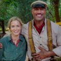 Дуэйн Джонсон завершил съёмки в «Круизе по джунглям»