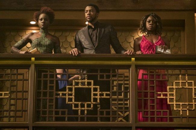 «Черная пантера» будет бороться за 16 Оскаров