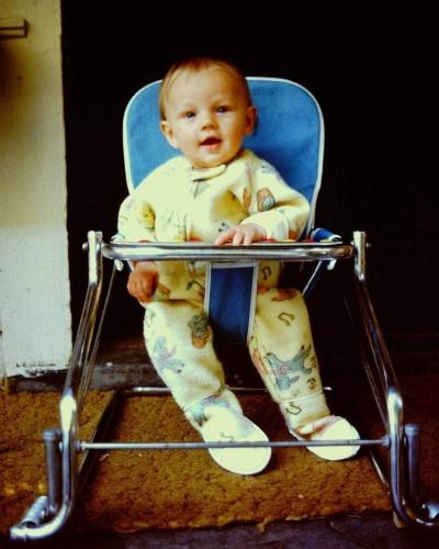 Леонардо ДиКаприо показал фото из детства